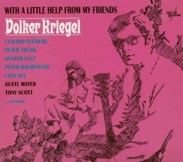 With A Little Help From My Friends (CD)