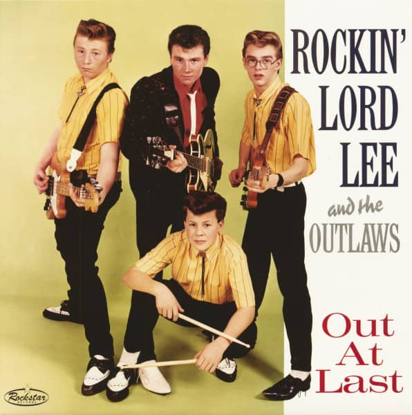 Out At Last (LP)