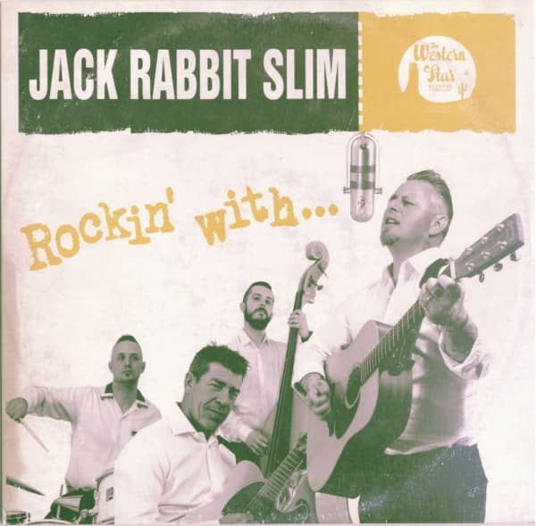 Rockin' With (LP, 10inch)