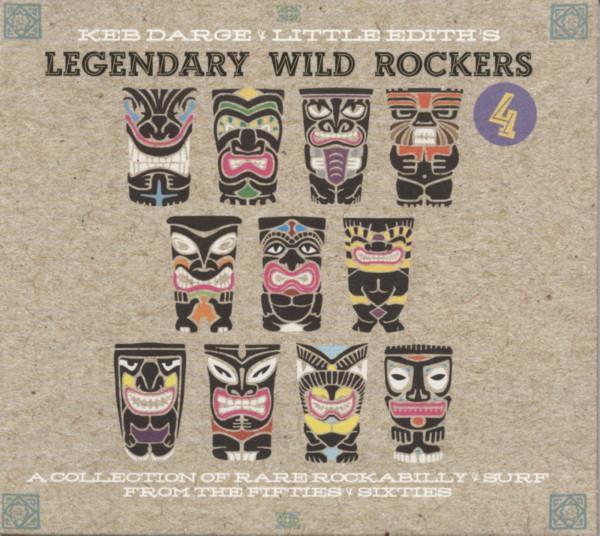 Legendary Wild Rockers Vol.4