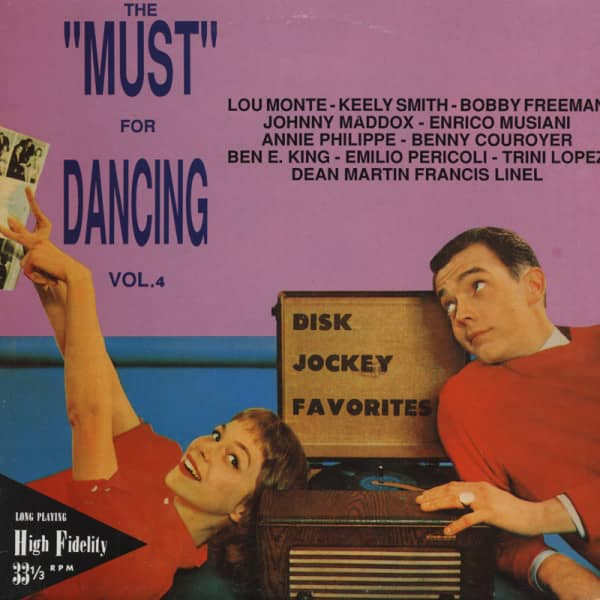 The Must For Dancing Vol.4 (LP)