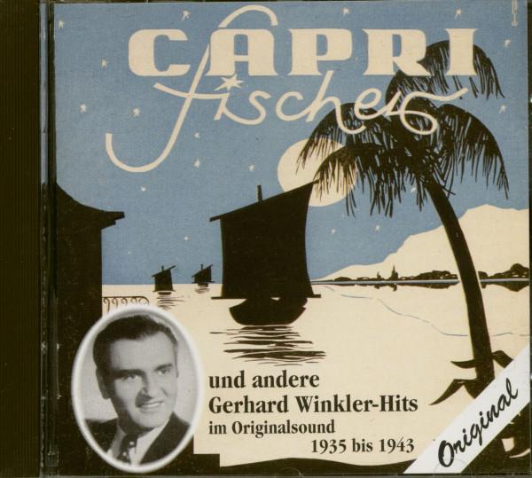 Capri-Fischer - Das Original (CD)