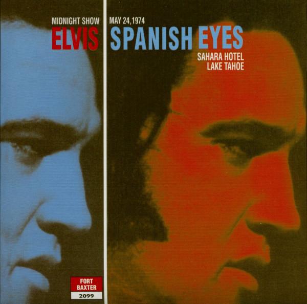 Spanish Eyes (CD)