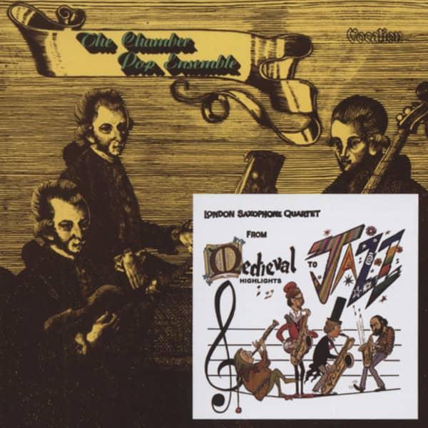 & London Saxophone Orchestra