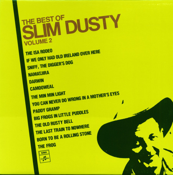 The Best Of Slim Dusty Vol.2 (LP)