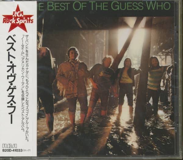 The Best Of The Guess Who (CD)