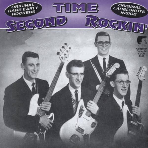 Second Time Rockin'