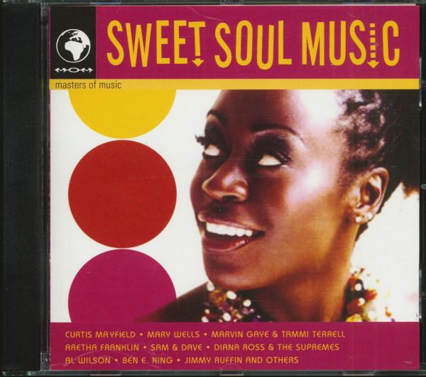 Sweet Soul Music (CD)