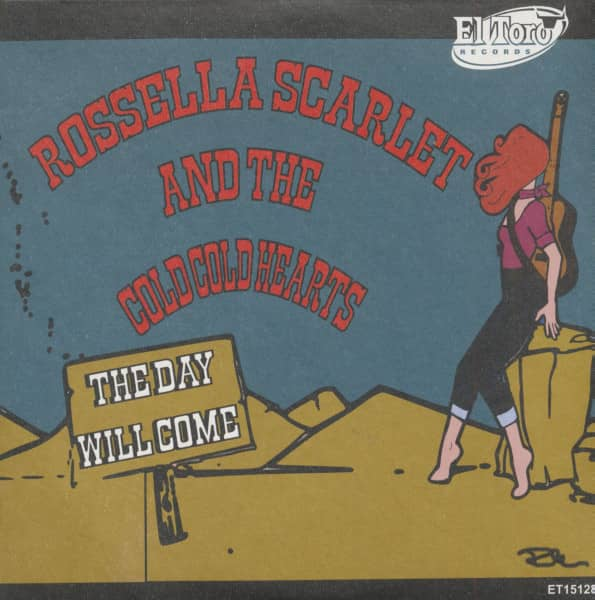 The Day Will Come (7inch, 45rpm, EP, PS)