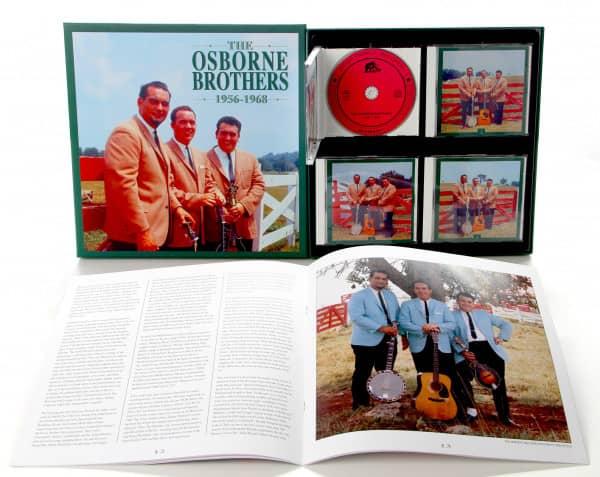 1956-1968 (4-CD Deluxe Box Set)