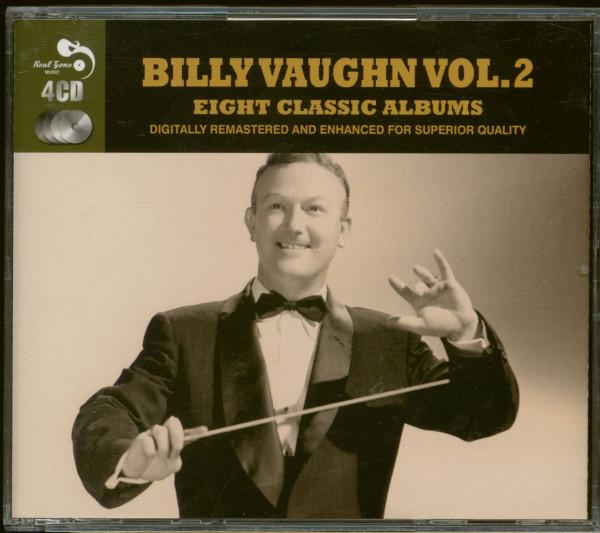 Vol.2 - Eight Classic Albums (4-CD)