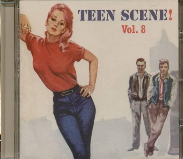Vol.08, Teen Scene