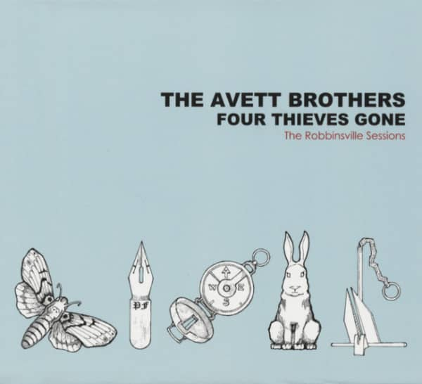 Four Thieves Gone - The Robbinsville Sessions