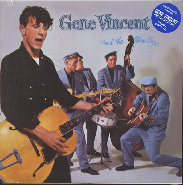 Gene Vincent And The Blue Caps (LP)