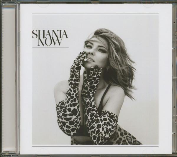 Shania Now (CD)