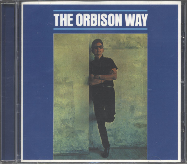 The Orbison Way (CD)