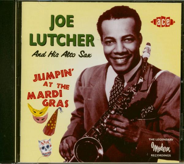 Jumpin' At The Mardi Gras (CD)