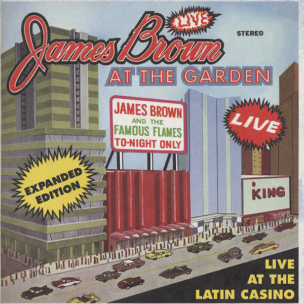 Live At The Garden...plus (2-CD) Limited Ed.