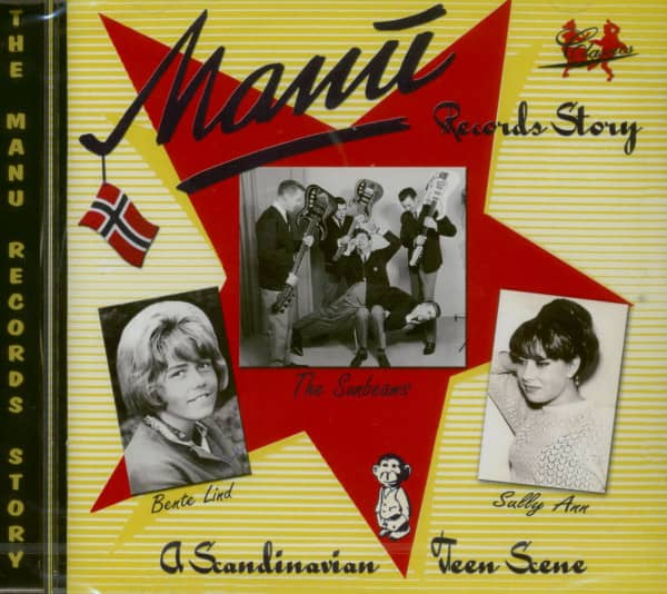 Manu Record Story (CD)