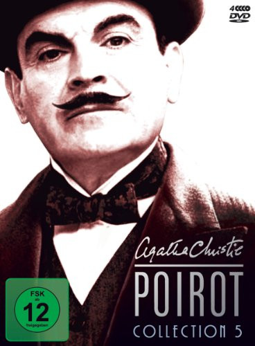 Hercule Poirot Vol.5 (4-DVD)