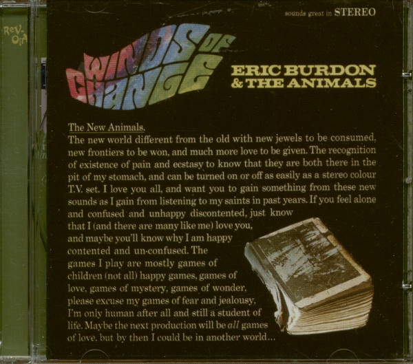 Winds Of Change (CD)