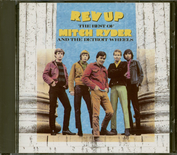 Rev Up - The Best Of Mitch Ryder & The Detroit Wheels (CD)