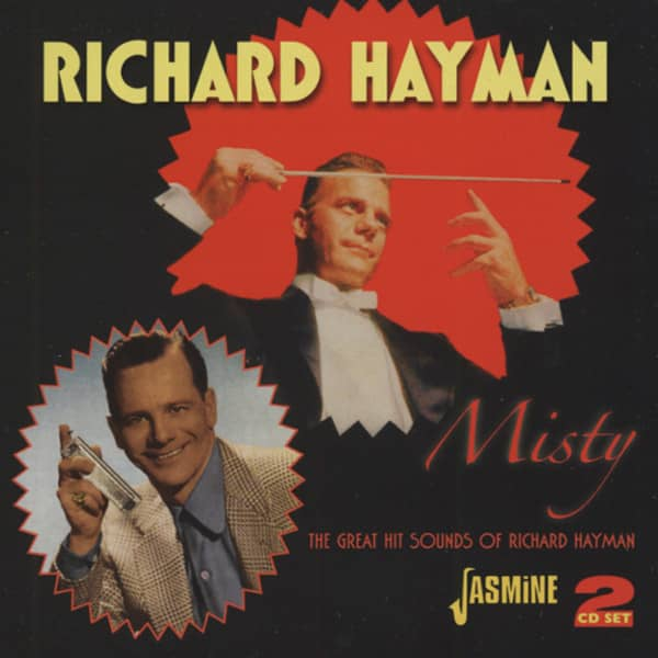 Misty - The Great Hit Sounds Of Richard Hayma