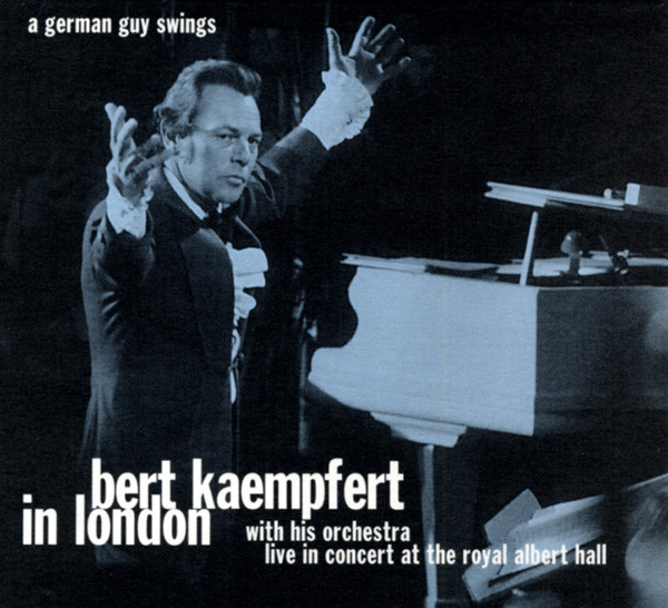 In London 2-CD Deluxe Digipack