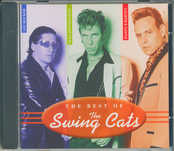 Best Of The Swing Cats (CD Album)