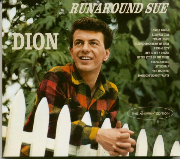 Runaround Sue - Presenting Dion & The Belmonts (CD)