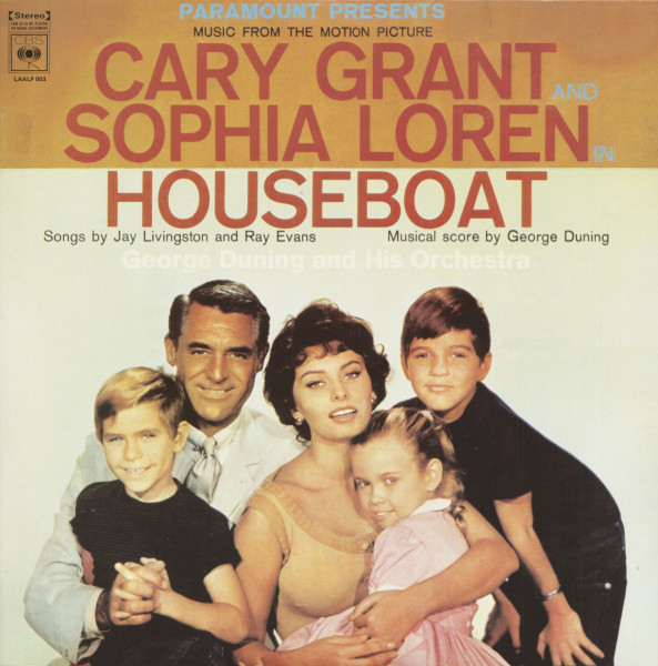 Houseboat - Soundtrack (LP)