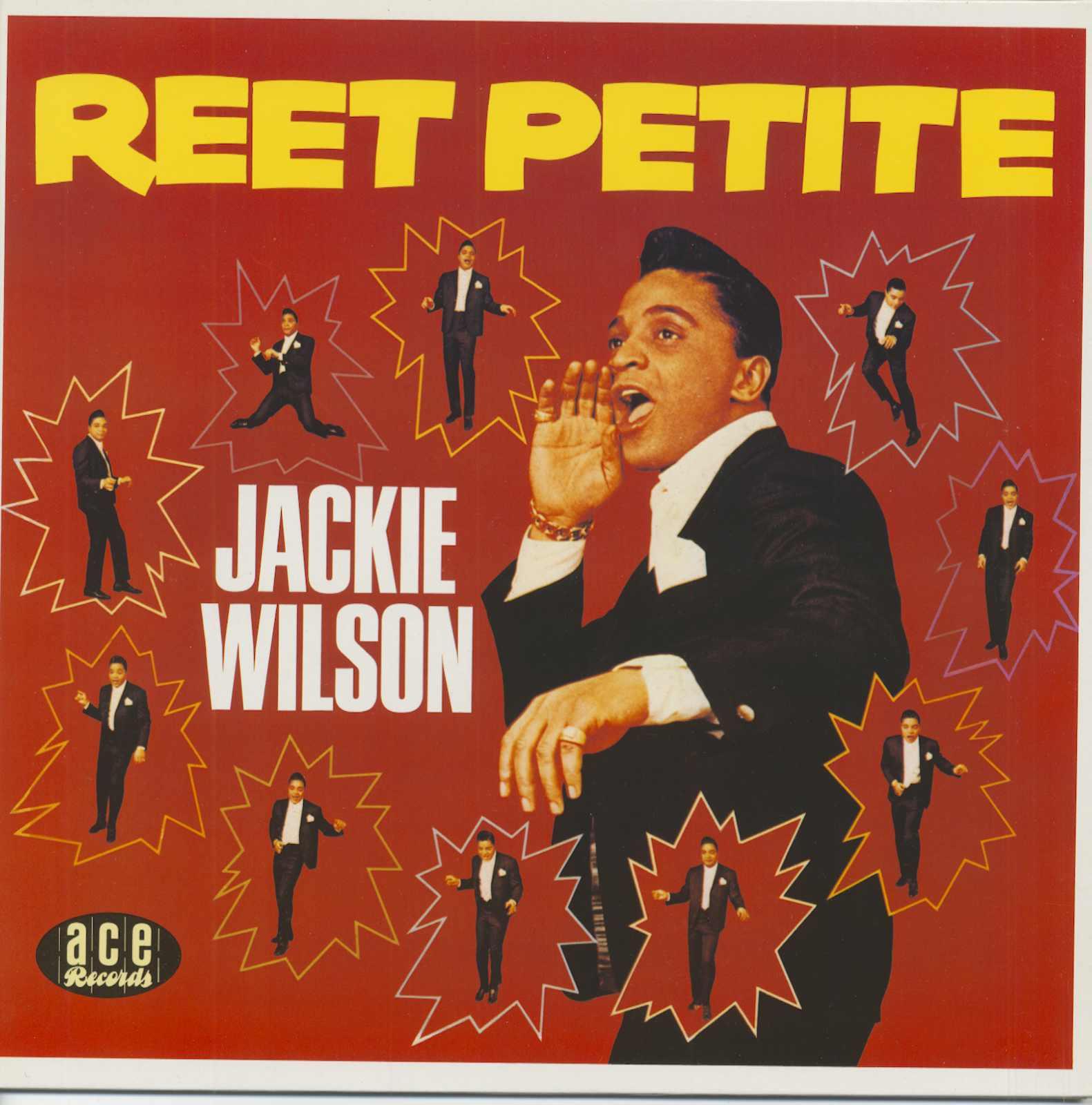 Jackie Wilson LP: Reet Petite (LP) - Bear Family Records