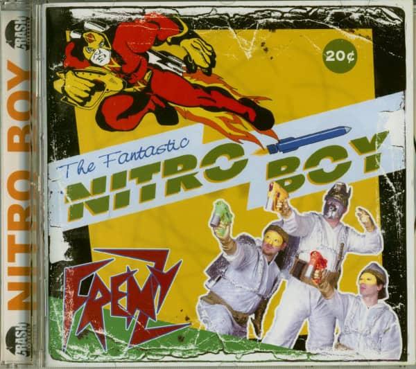 Nitro Boy (CD)