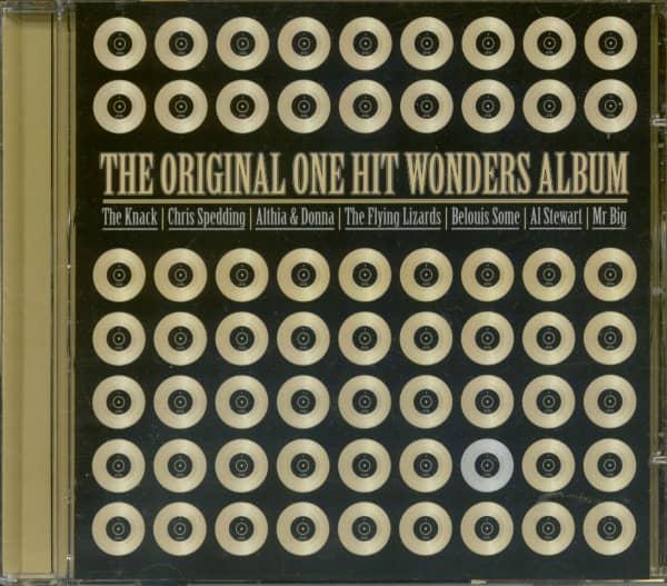 The Original One Hit Wonders Album (CD)