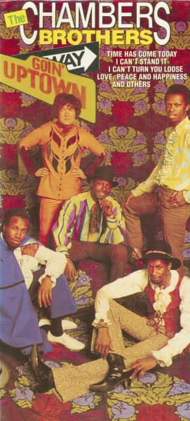 Goin' Uptown (CD, US Longbox)