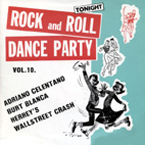 Vol.10, Rock & Roll Dance Party 45, EP, PS