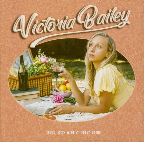 Jesus, Red Wine & Patsy Cline (CD)