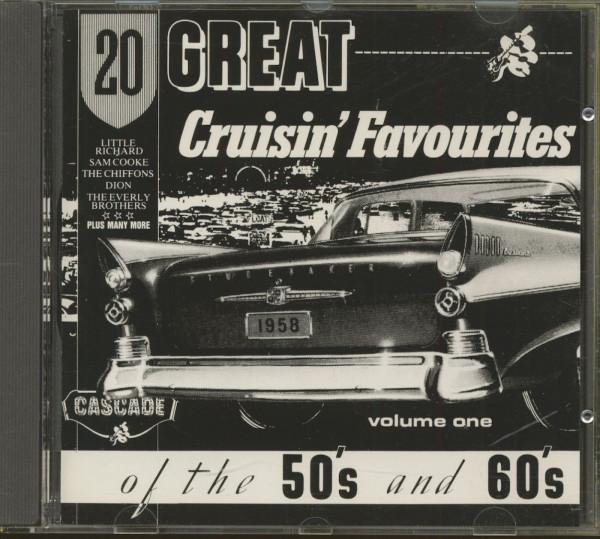 20 Great Cruisin' Favourites, Vol.1 (CD)