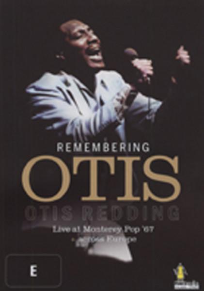 Remembering Otis - Monterey Pop '67 & Europe