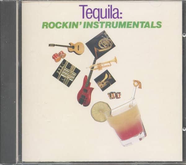 Tequila: Rockin' Instrumentals (CD)