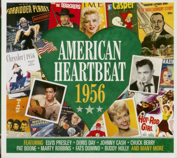 American Heartbeat 1956 (2-CD)