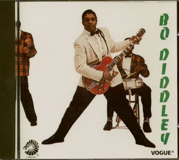 Bo Diddley (CD)