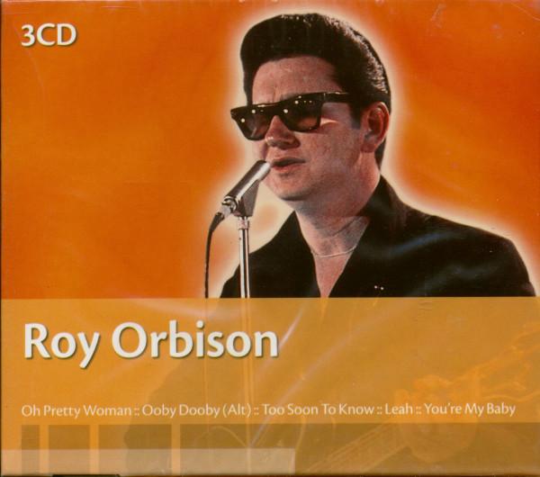 Roy Orbison (3-CD)