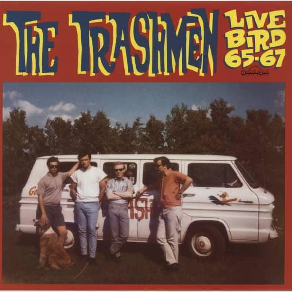 Live Bird 1965-67 (LP)
