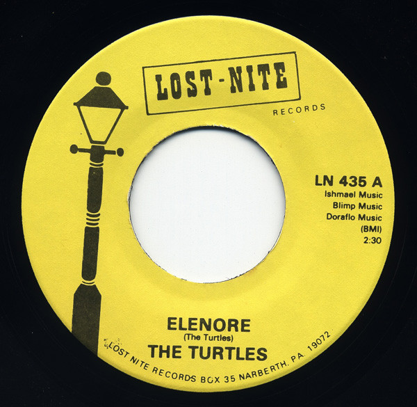 Elenore - Is It Any Wonder 7inch, 45rpm