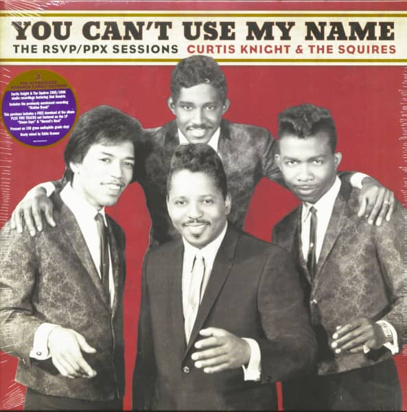 You Can't Use My Name (LP)