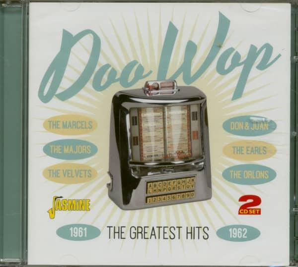 Various CD Doo Wop