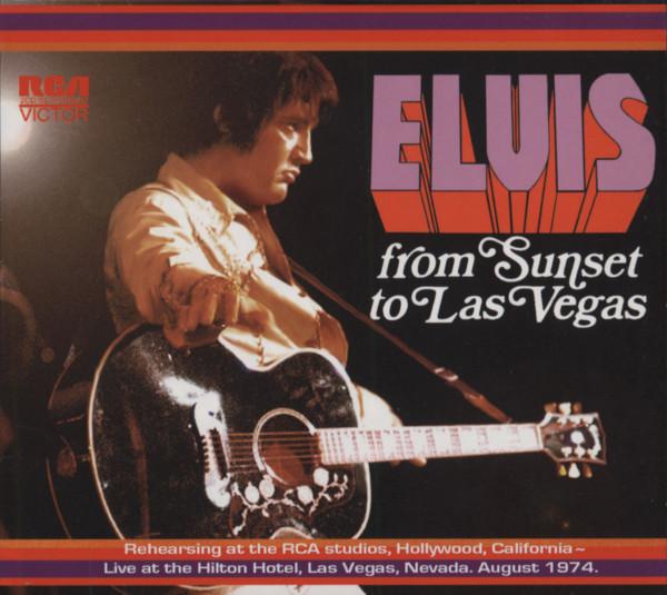 From Sunset To Las Vegas (2-CD Digipac)