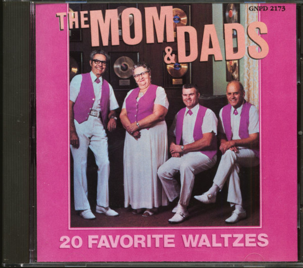 20 Favorite Waltzes (CD)