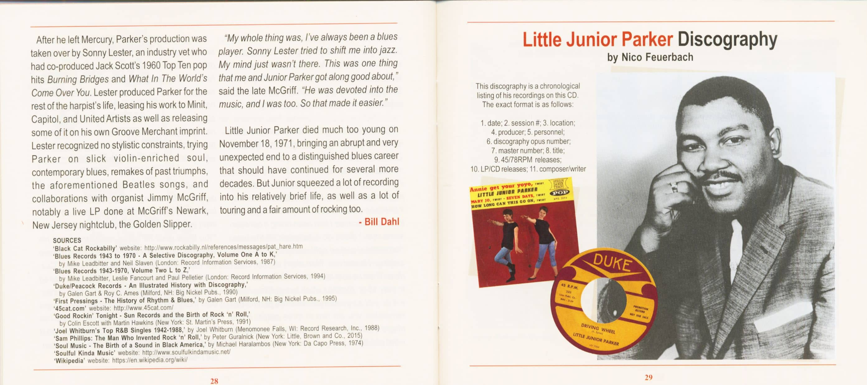 Little Junior Parker Little Junior Parker Rocks (CD)